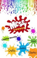 Messy Church Ad