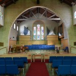 Picture of the sanctuary.
