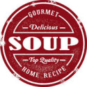stamp of soup